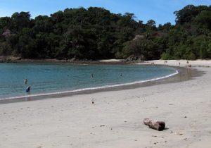 Beach at Manuel Antonio National Park