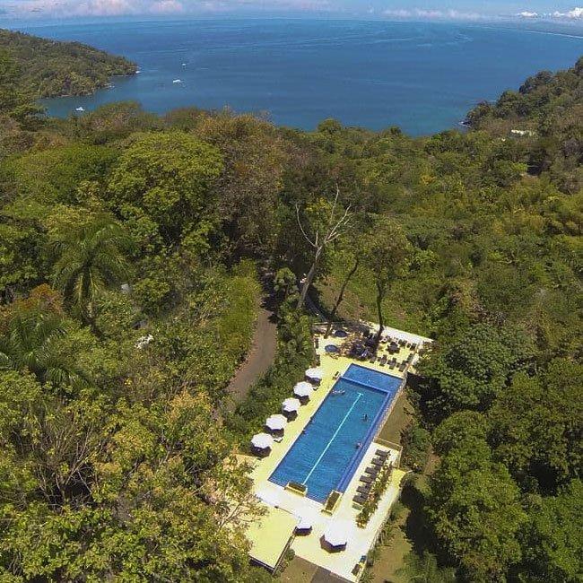 Hotels in Manuel Antonio, Costa Rica - Aerial View