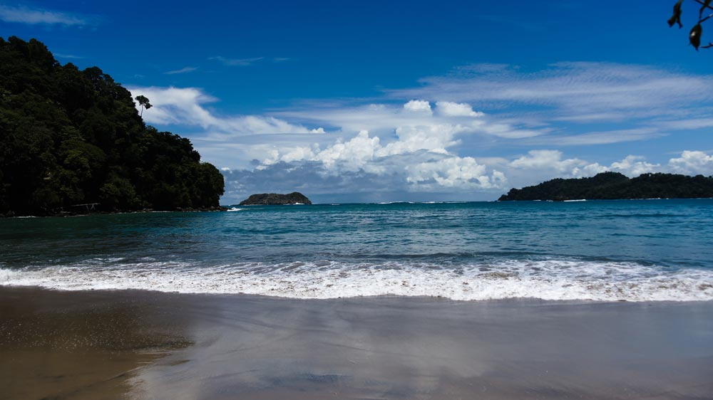 Una de las mejores playas de Manuel Antonio
