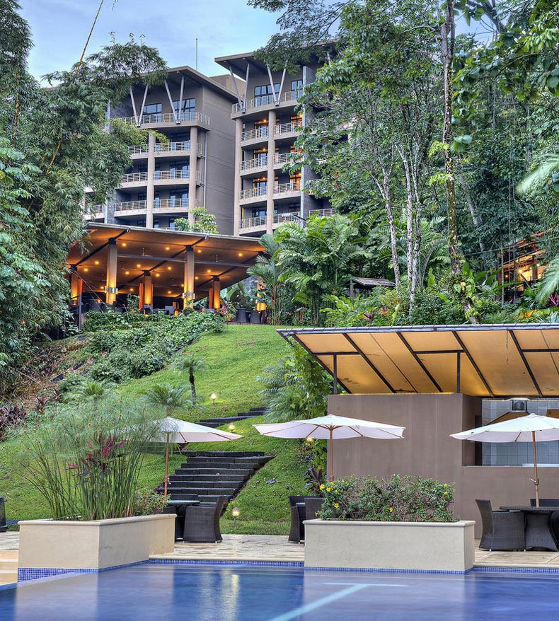 Manuel Antonio Hotels - Los Altos Resort